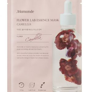 Mamonde Flower Lab Essence Mask – Camellia