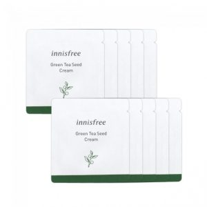 Innisfree Green Tea Seed Cream minta 1 db  Új!
