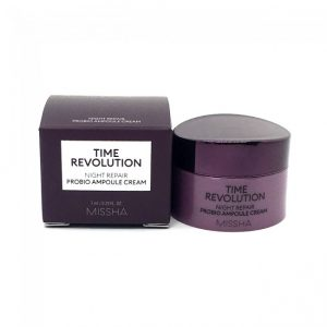 MisshaTime Revolution Night Repair Probio Ampoule Cream mini