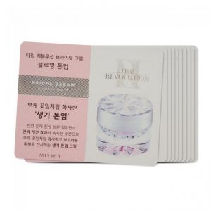 Missha Time Revolution Bridal Whitening Cream Blooming Tone Up minta 1db