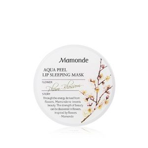 Mamonde Aqua Peel Lip Sleeping Mask
