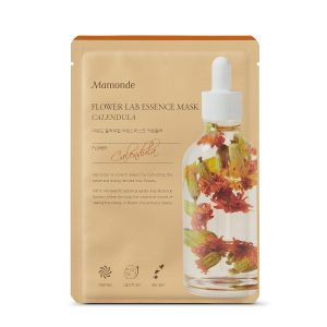 Mamonde Flower Lab Essence Mask – Calendula