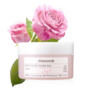 Mamonde Rose Water Toner Pad