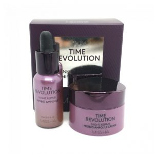Missha Time Revolution Night Repair Miniature Kit Sample ( 2 db-os )