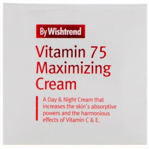 By Wishtrend Vitamin 75 Maximizing Cream minta – 1db