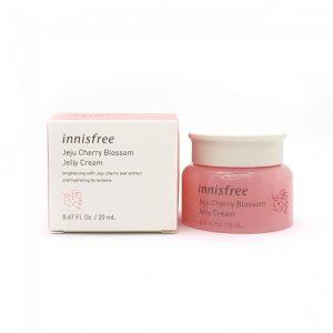 Innisfree Jeju Cherry Blossom Jelly Cream – 20ml