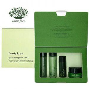 Innisfree Green Tea Special Kit EX szett