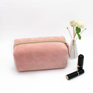 Kozmetikai neszeszer-rózsaszín