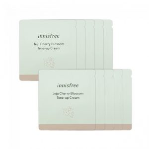 Innisfree Jeju Cherry Blossom Tone-up Cream mintacsomag (10 db )