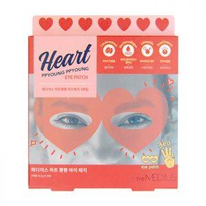Medius Heart Ppyoung Ppyoung szemtapasz