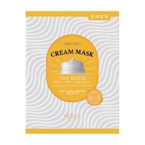 Medius Cream Mask Gold Sericin fátyolmaszk