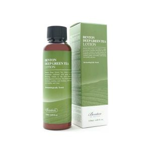 Benton Deep Green Tea Lotion 5 db-os mintacsomag