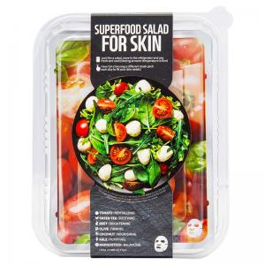 Farm Skin Superfood saláta arcmaszk – A csomag (paradicsom)