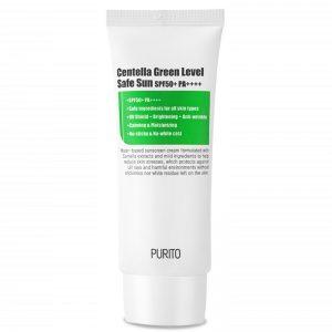 PURITO Centella Green Level Safe fényvédő SPF50 + PA ++++