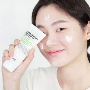 PURITO Centella Green Level illatmentes fényvédő  SPF50 PA++++